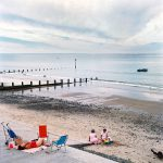 Beach and Pier Wales 1989